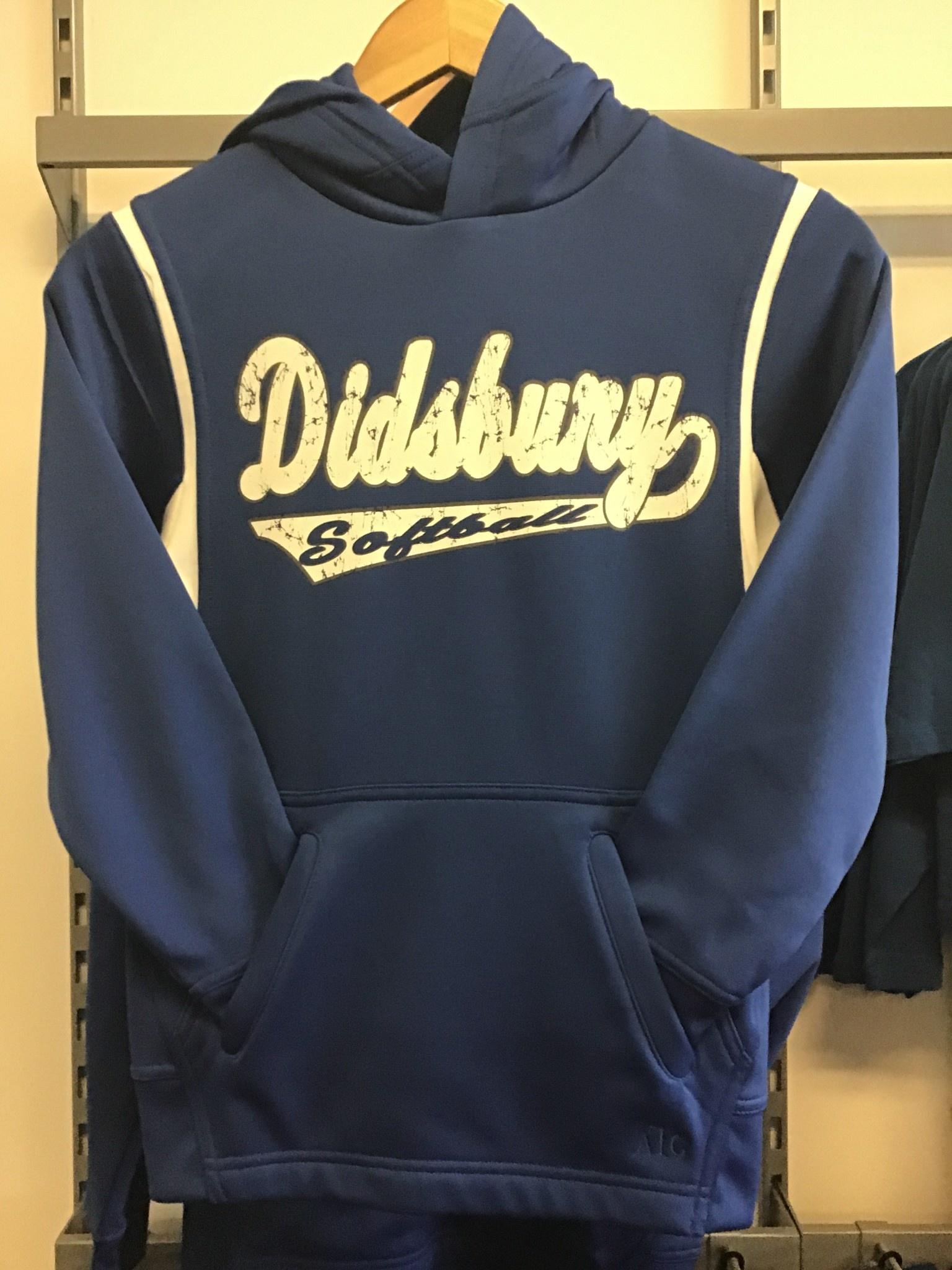 Didsbury Softball Hoodie
