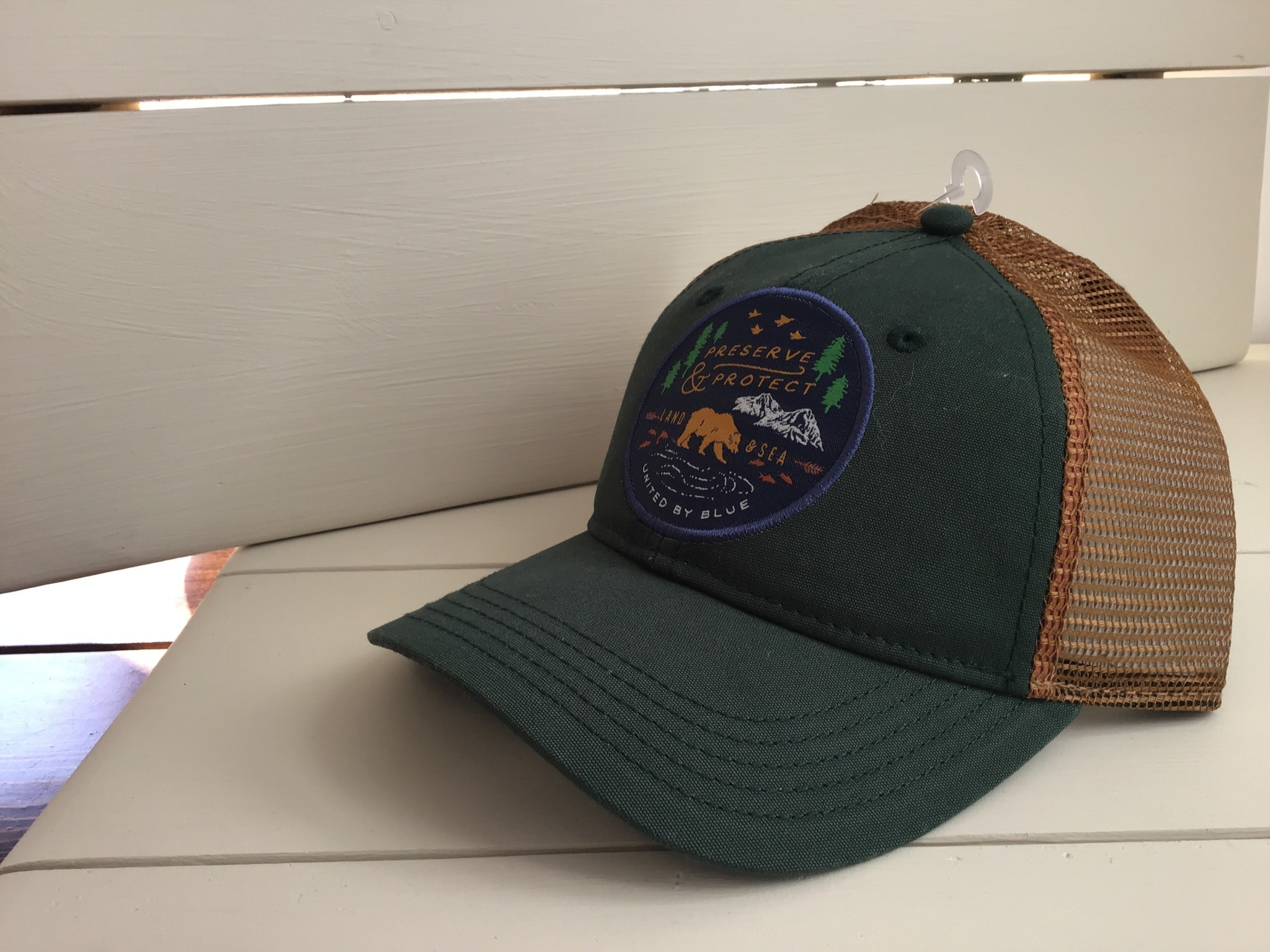 United By Blue WMNS Preserve & Protect Trucker Hat