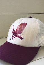 ambler Animal Spirit Hat - Plum