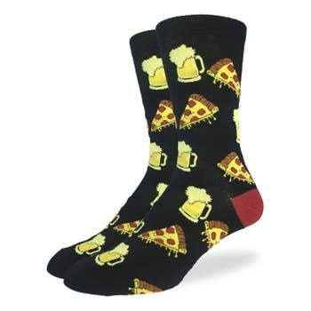 mens good luck casual sock