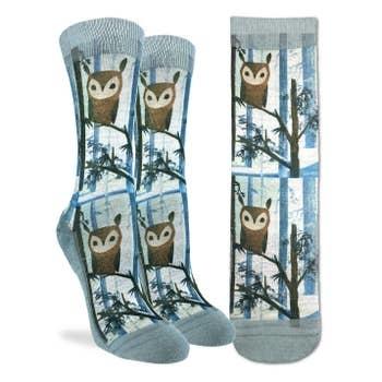 Good Luck Active Fit Sock: Ladies