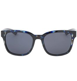 Jessie Raven Black & Blue Sunglasses