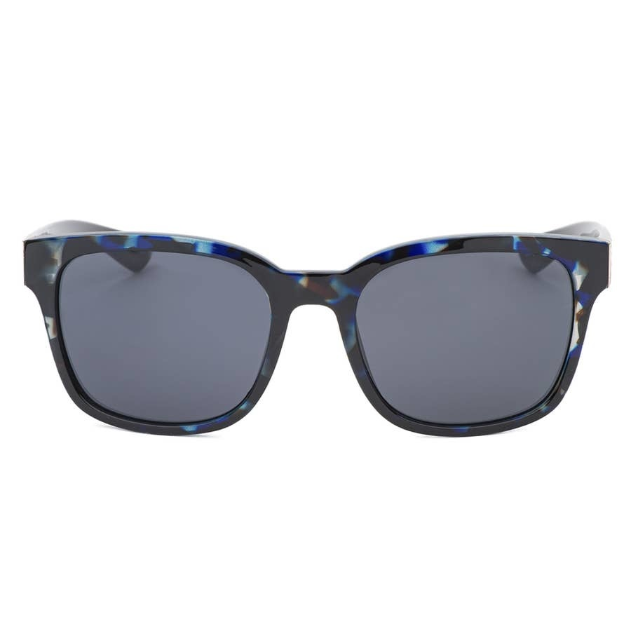 Jessie Raven Black & Blue Sunglasses