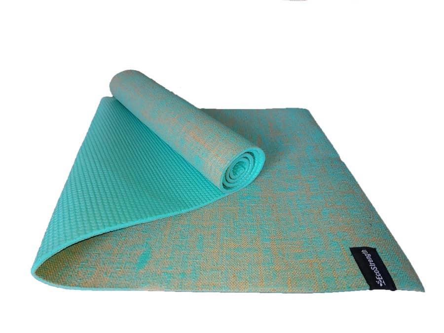 Eco Strength Hemp Blend Yoga Mat