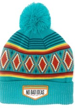 NBI jockey knit toque