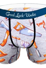 good luck socks GL mens Underwear