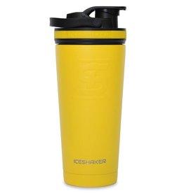 Ice Shaker IS 26 OZ YELLOW SHAKER BOTTLE