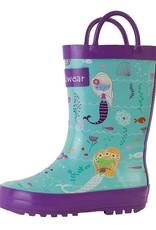 mermaid boots