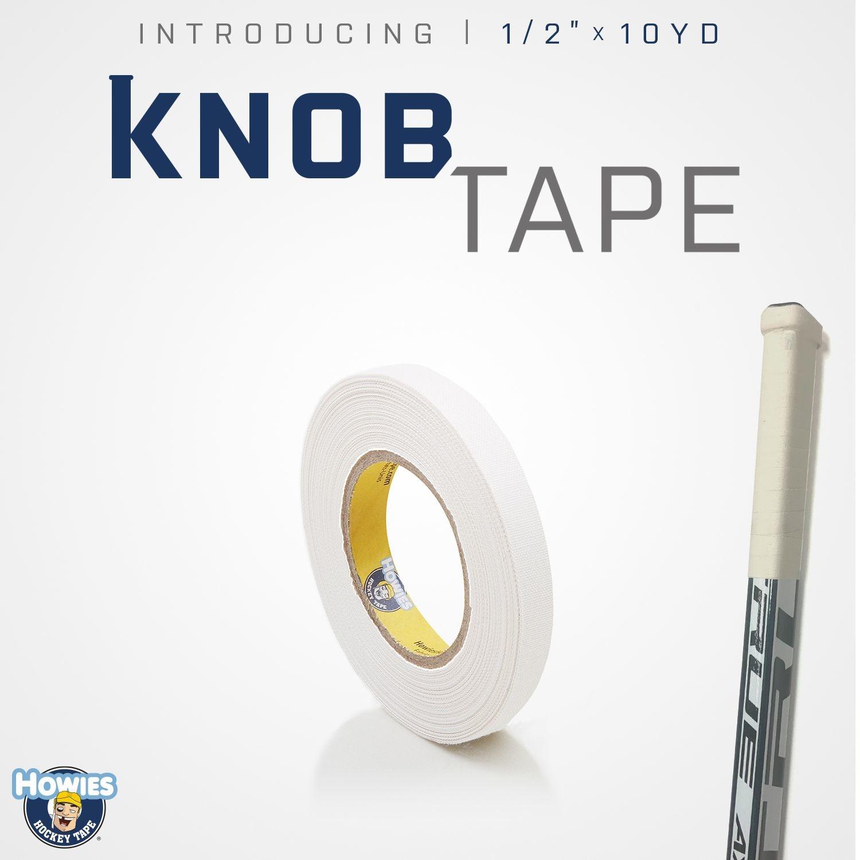 howies KNOB tape White