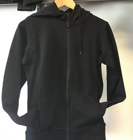 Westbound Clothing Company Ladies black campfire hoodie