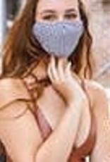 Leto Gingham Mask
