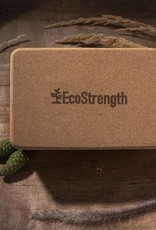 Eco Strength Eco Strength Cork Yoga Block