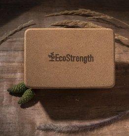 Eco Strength Cork Yoga Block Eco Strength