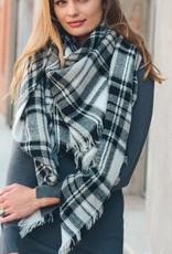 Blanket Scarf Plaid