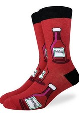 Good Luck Sock Ketchup Mens GLS