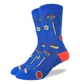 Good Luck Sock Curling Mens GLS