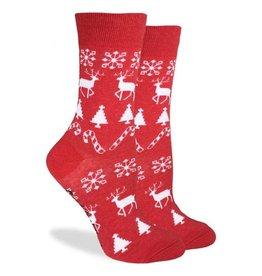 Good Luck Sock Christmas Holiday GLS