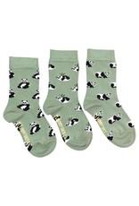 Friday Sock Company panda sock 8-12