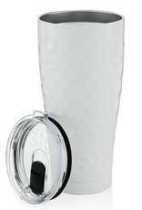 SIC 30 oz Dimpled Golf Tumbler, Stainless Steel, SIC