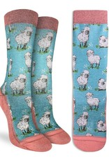 womens sheep socks