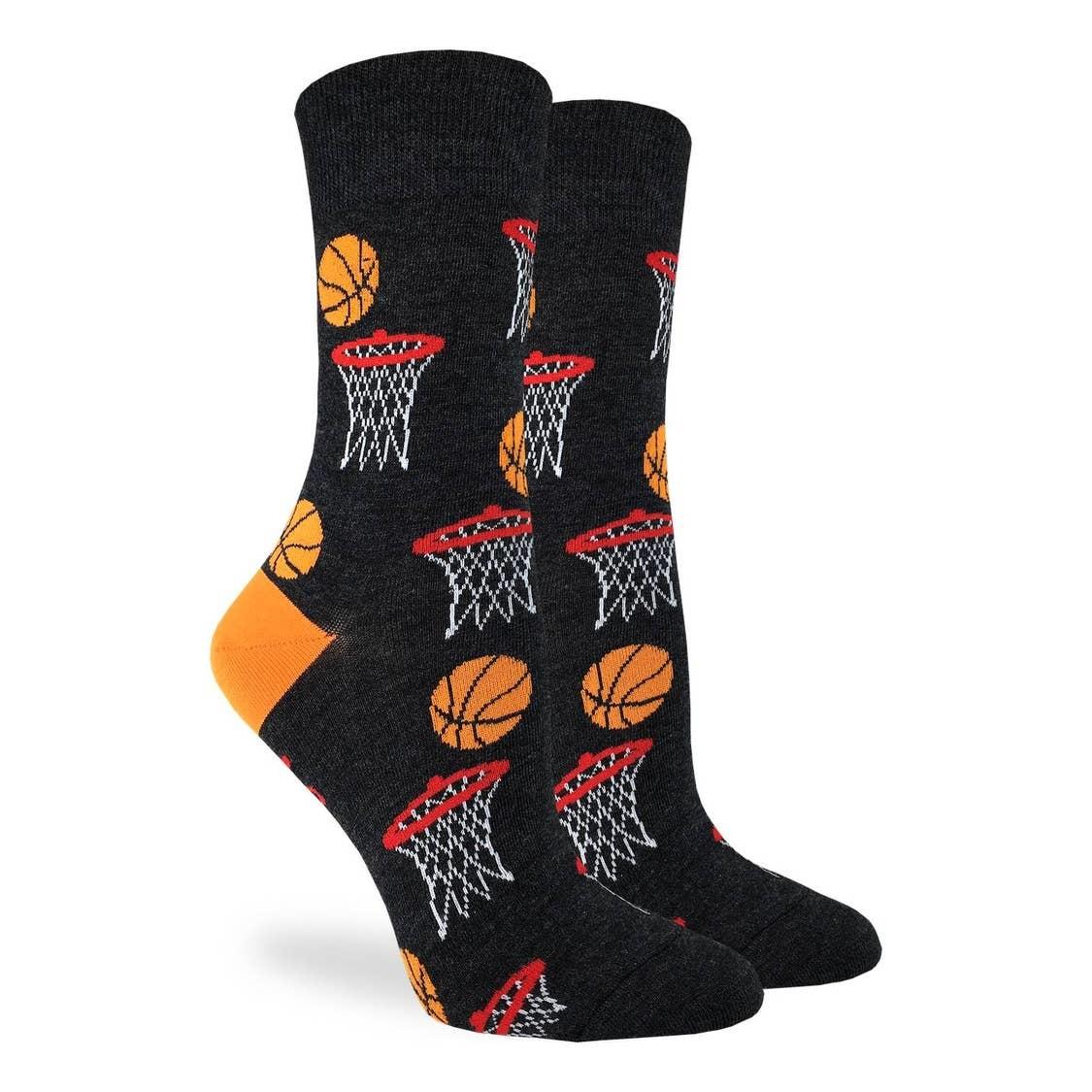 ladies basketball socks