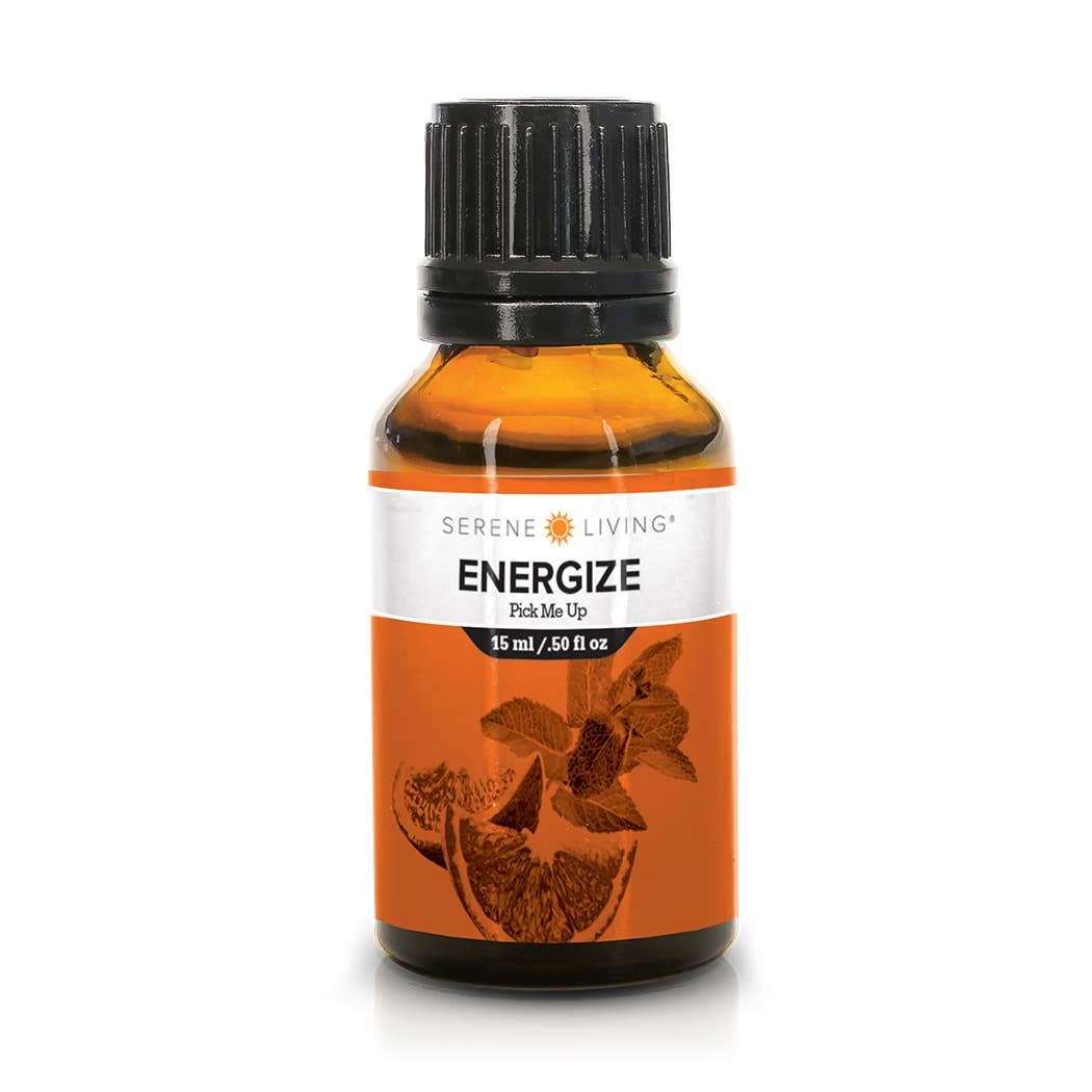 Green Air Inc. Energize Essential Oil Blend