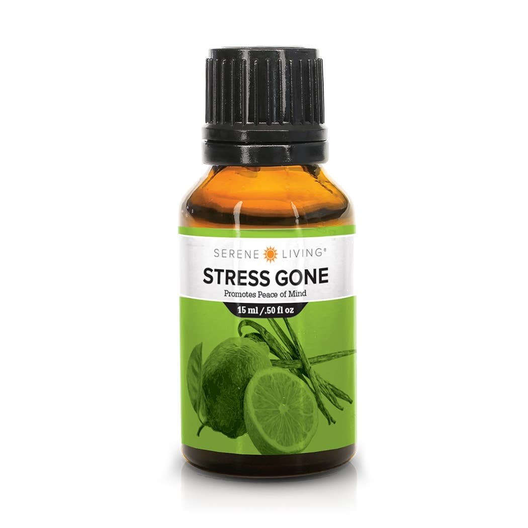 Stress Gone Essential Oil