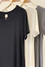 Studio Ko Clothing Bamboo T-Shirt flare bottom