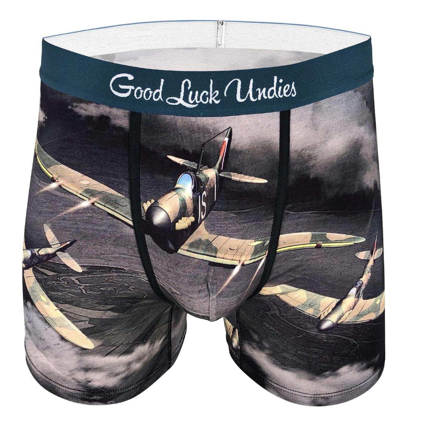 Good Luck Undies Good Luck Undies Super Marine Spitfire