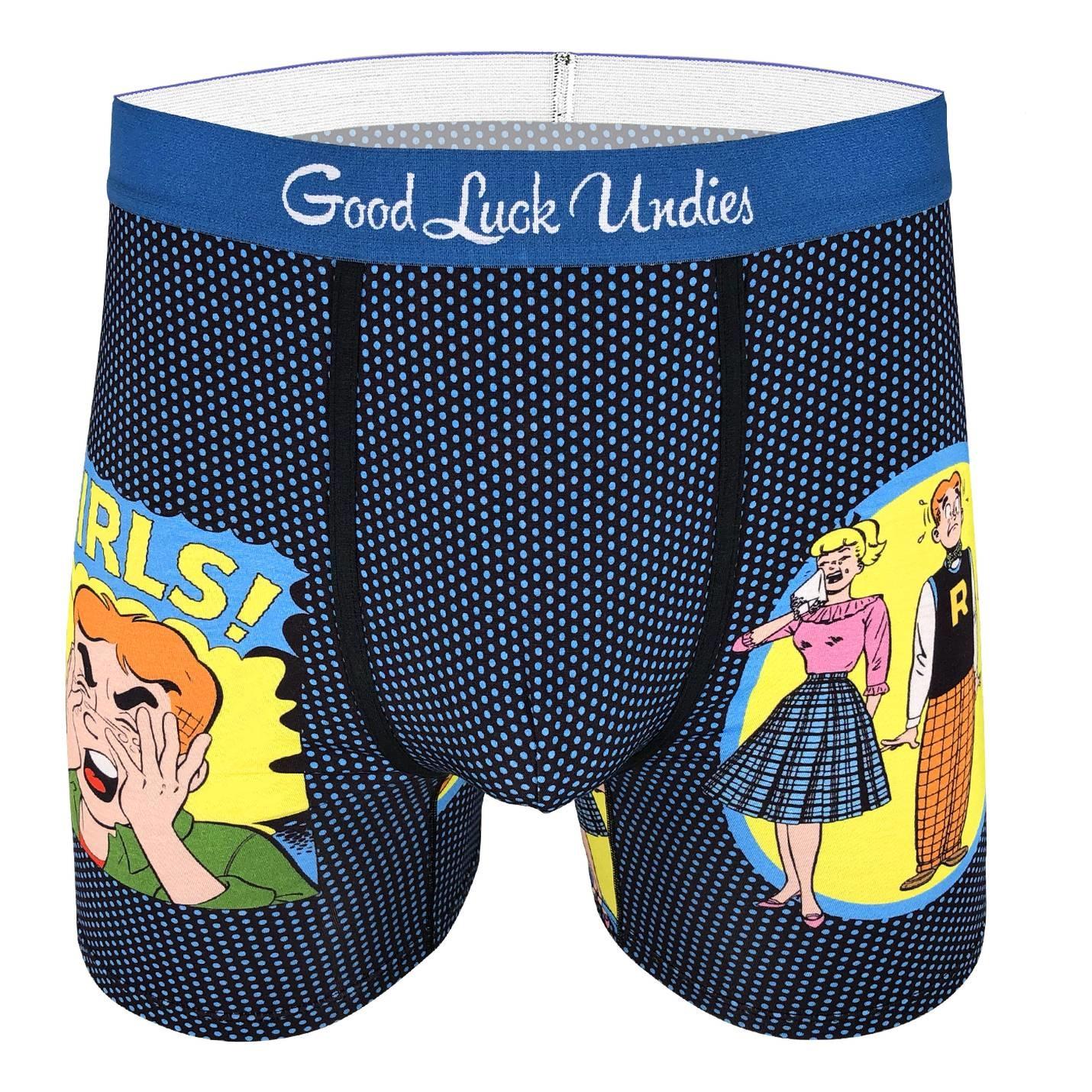 Good Luck Undies Good Luck Undies Archie's Girls