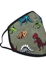 Good Luck Mask- Dino