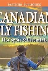 lone pine publishing Canadian fly fishing guide