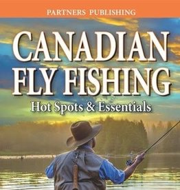 lone pine publishing Canadian fly fishing guide