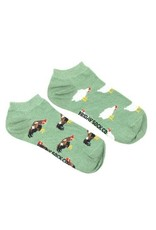 Friday Women Ankle Socks Chicken and Rooster 5-10