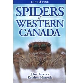 lone pine publishing Spiders of Western Canada