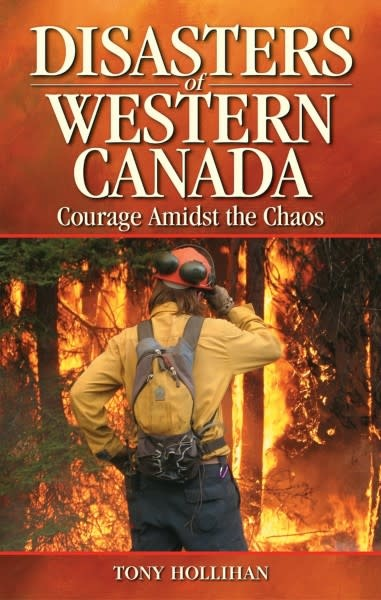 lone pine publishing Disatsters of Western Canada