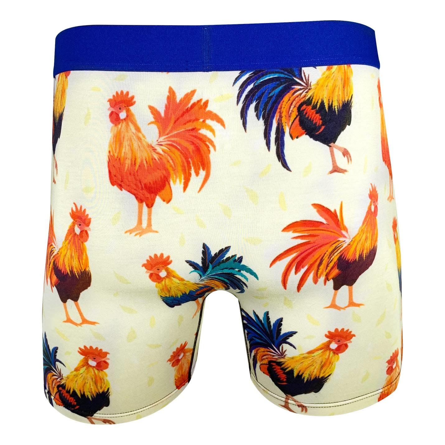 Good Luck Undies roosters good luck undies