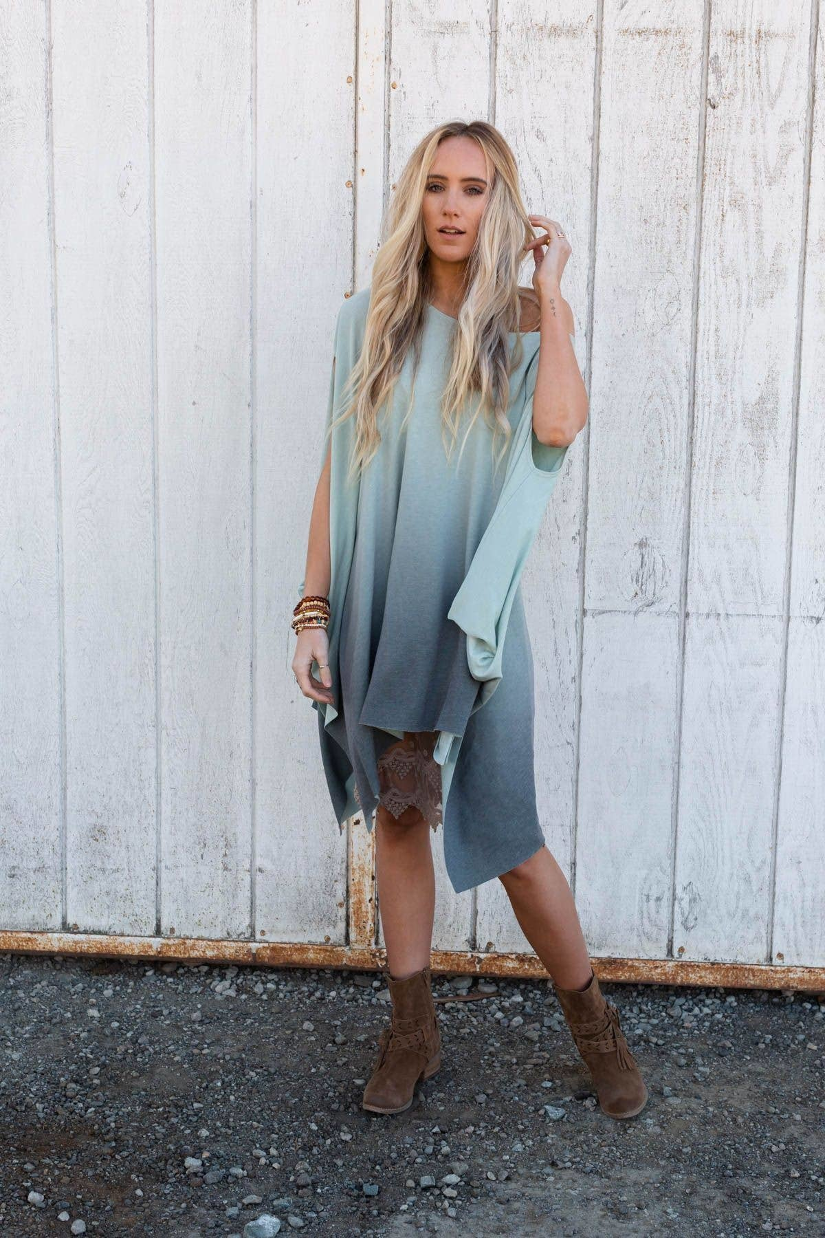 Three Bird Nest tbn wren tunic