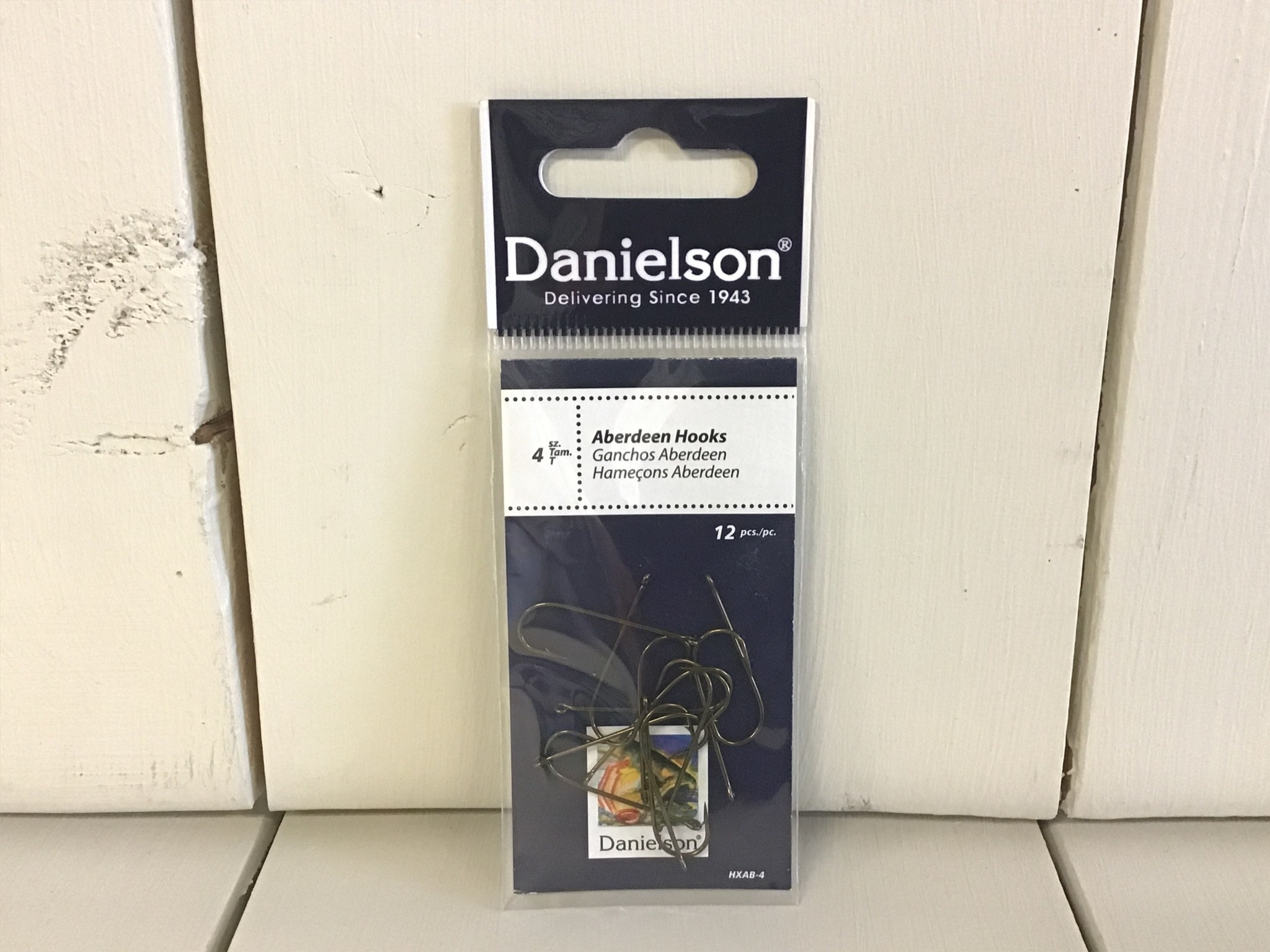 Danielson Aberdeen  Hooks: Size 4, Danielson