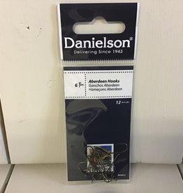 Danielson Aberdeen  Hooks: Size 6, Danielson