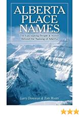 Alberta Place Names