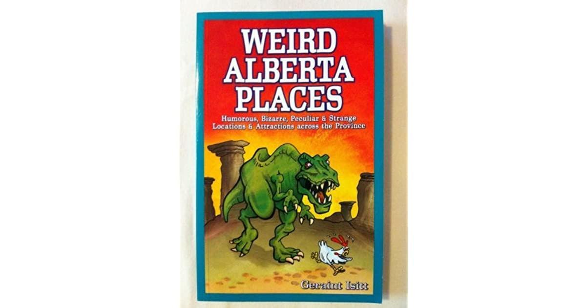 Weird Alberta Places