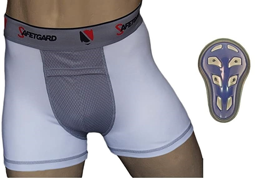 Boxer Brief with cup
