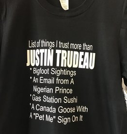 Westbound Clothing Company trust trudeau