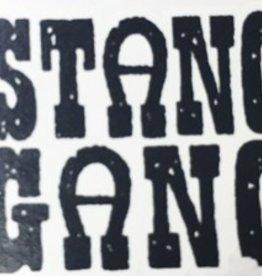 MCA Blue Stang Gang Mustang Tattoos