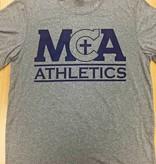 Sportek Athletic MS Only Gray Dri-Fit