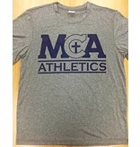 Sportek Athletic MS Only Gray Dri-Fit