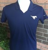 Nike Navy NIKE Polo Uniform Shirt-Ladies