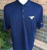 Nike Navy NIKE Polo Uniform Shirt-Men's