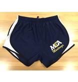 Boxercraft MCA Nike Style Shorts-Youth Navy